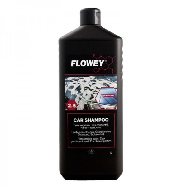 Flowey Autoshampoo pH-neutral mit Erdbeerduft