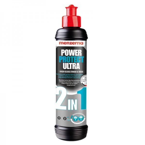 Menzerna Power Protect Ultra 2in1 Finish & Wax Lackversiegelung 250 ml