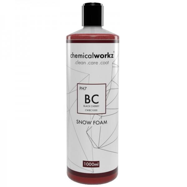 Chemical Workz Black Cherry Snow Foam 1 Liter