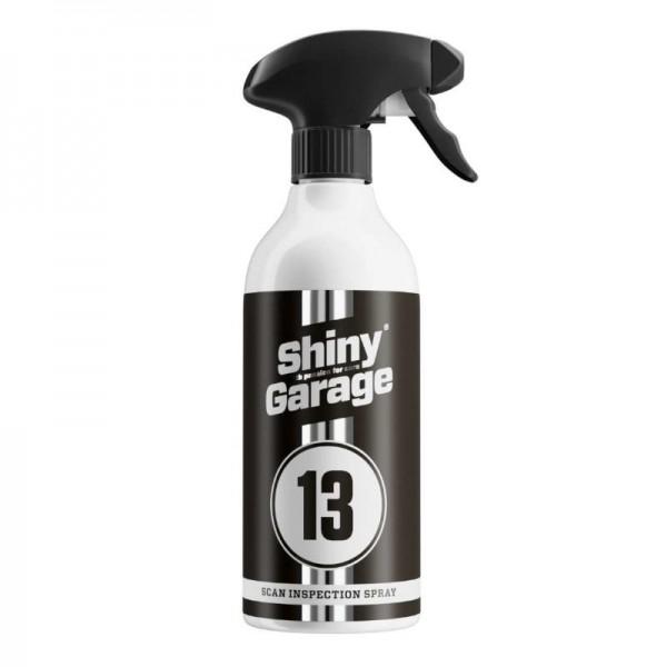 Shiny Garage Scan Inspection Spray Entfetter 0.5L