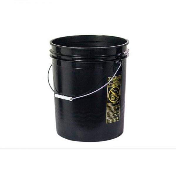 Grit Guard Wascheimer 19 Liter Schwarz