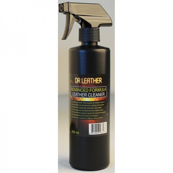 Dr. Leather Advanced Formula Leather Cleaner 500ml