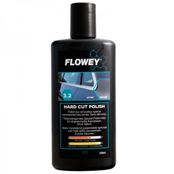 Flowey Hard Cut Schleifpolitur