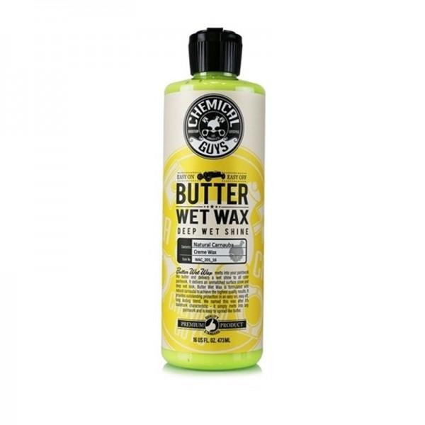 Chemical Guys Butter Wet Wax Versiegelung 473ml
