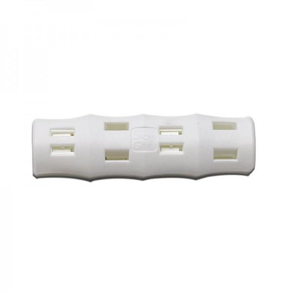 Grit Guard Snappy Grip Wascheimer Ersatzhandgriff - Weiß
