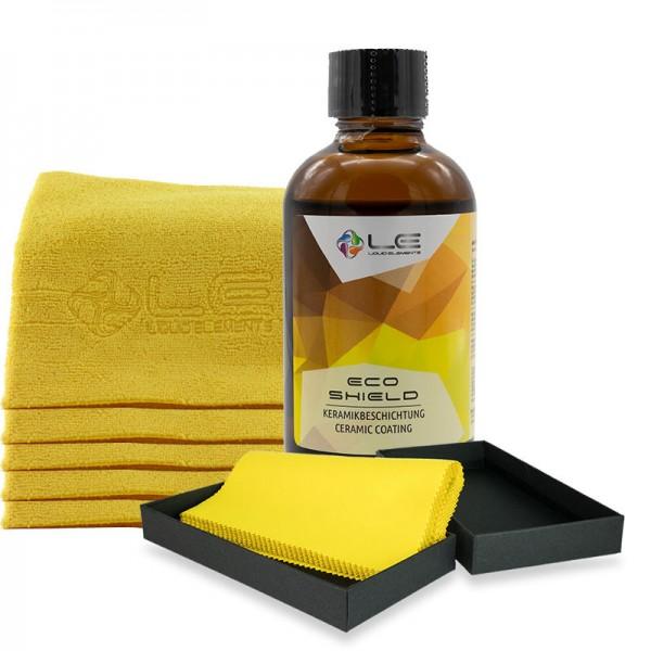 Liquid Elements ECO Shield Keramik-Beschichtungs Kit Basic
