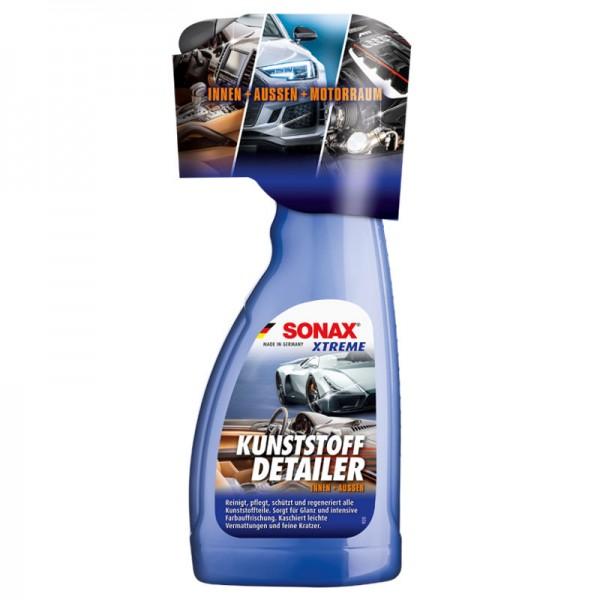 SONAX XTREME Kunststoff Detailer Außen + Innen
