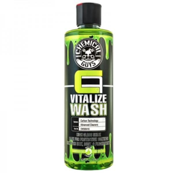 Chemical Guys Carbon Flex Vitalize Autoshampoo 473ml
