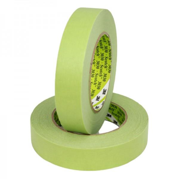 3M Scotch Tape 3030 grünes Polierklebeband zur Aufbereitung 30mmx50m