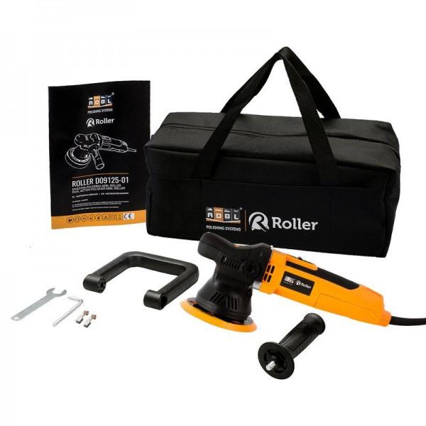 ADBL Roller Exzenter Poliermaschine, 9mm HUB inkl. Tasche