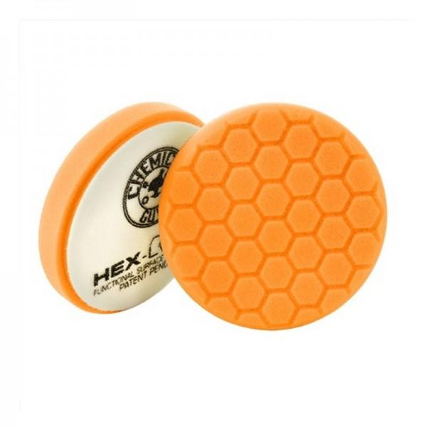 Chemical Guys HEX Logic Swirl & Scratch Remover Pad 150 mm Orange