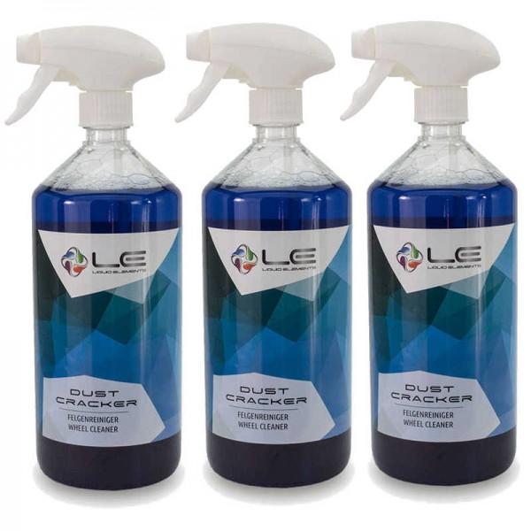 Liquid Elements - Dust Cracker Felgenreiniger 3 für 2