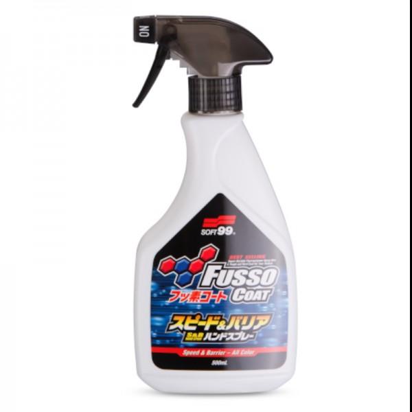 Soft99 Fusso Coat Speed & Barrier Detailer