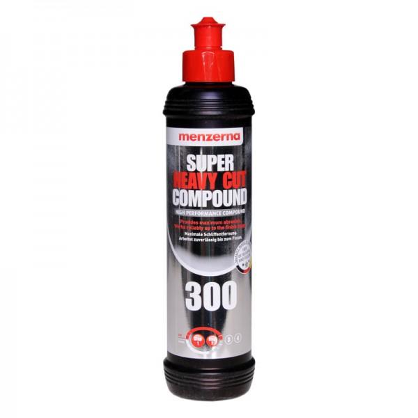 Menzerna 300 Super Heavy Cut Compound 250ml