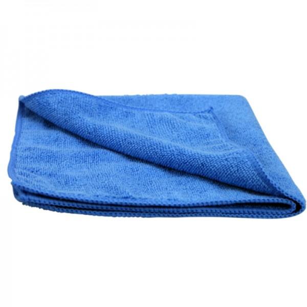 Chemical Guys Ultra Fine Mikrofasertuch Blau 40x40cm