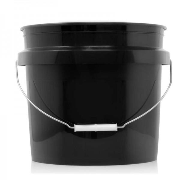Grit Guard Wascheimer 13 Liter Schwarz