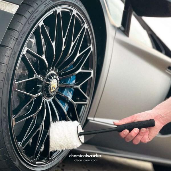 Chemical Workz Standard Wheel Brush White Felgenbürste