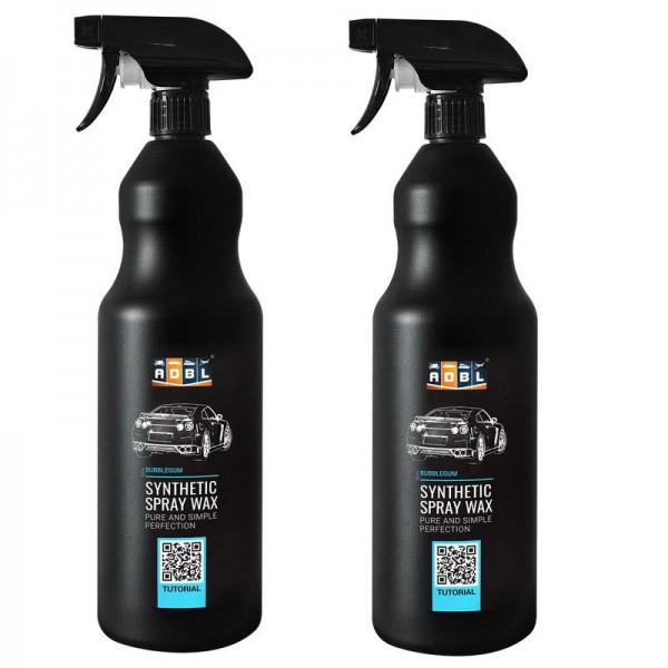 ADBL SSW Synthetic Spray Wax Sprühwachs 1L 2STK