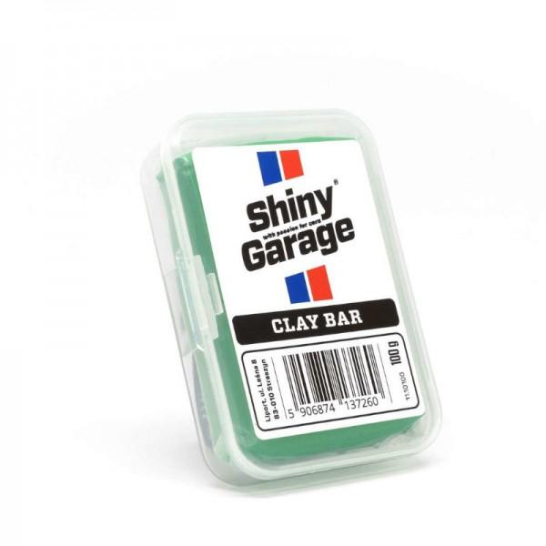 Shiny Garage Clay Bar Fine Reinigungsknete mild 100 g