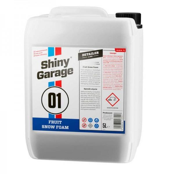 Shiny Garage Fruit Snow Foam 5 Liter