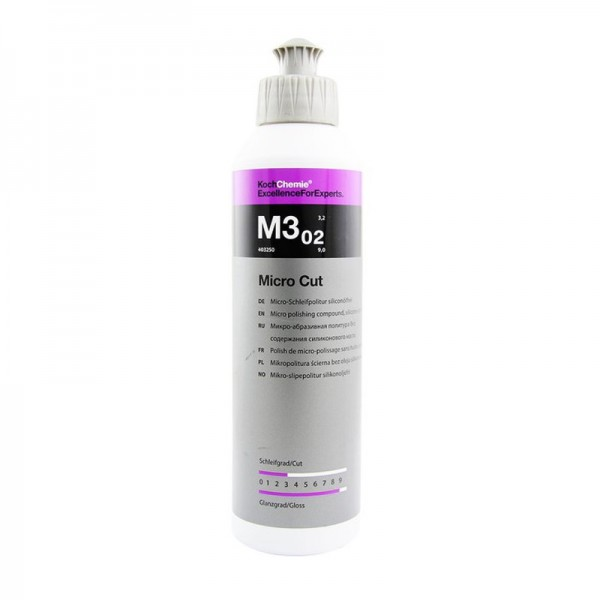 Koch Chemie Micro Cut M3.02 Politur 0,25L