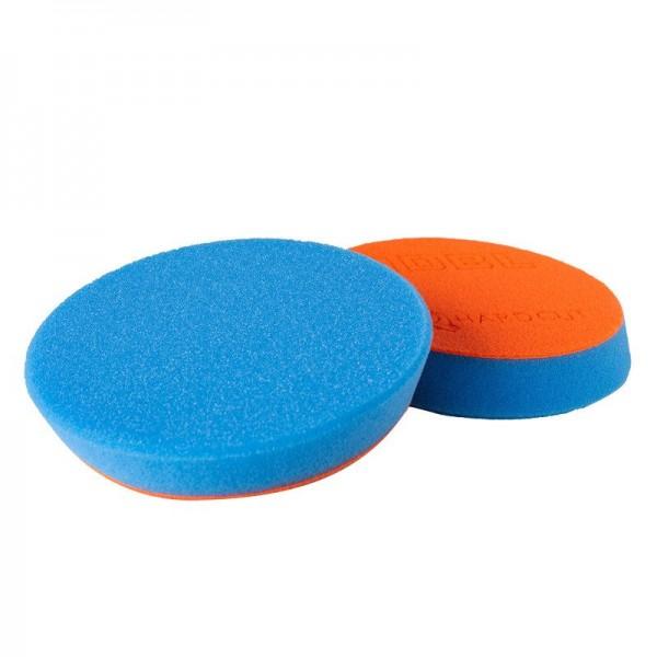 ADBL Roller Rotation Hard Cut Polierpad 125mm - Blau