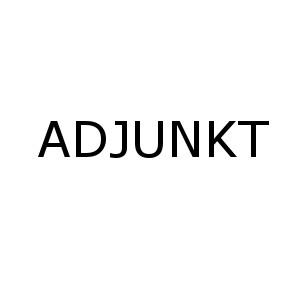 ADJUNKT