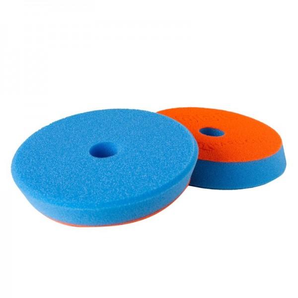 ADBL Roller Exzenter Hard Cut Polierpad 75mm - Blau