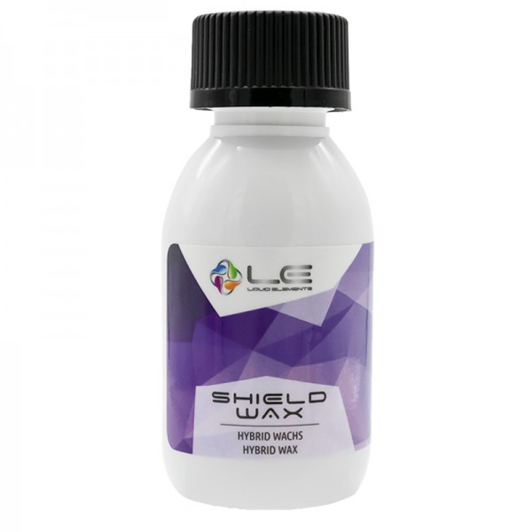 Liquid Elements Shield Wax - Hybrid Versiegelung