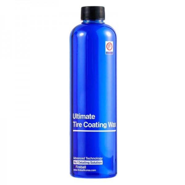 Fireball Ultimate Reifenpflege glänzend Blau 0,5L