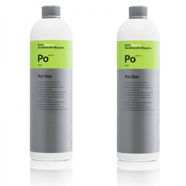 Koch Chemie Pol Star Polsterreiniger 1L 2STK