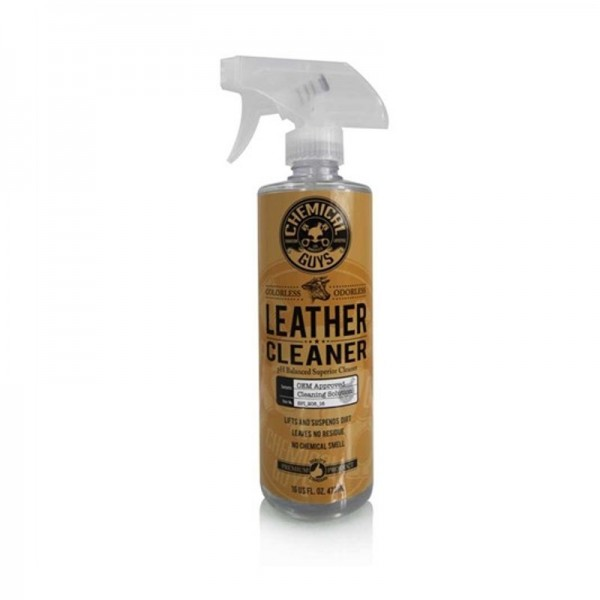 Chemical Guys Colorless Leather Cleaner, Lederreiniger 473ml