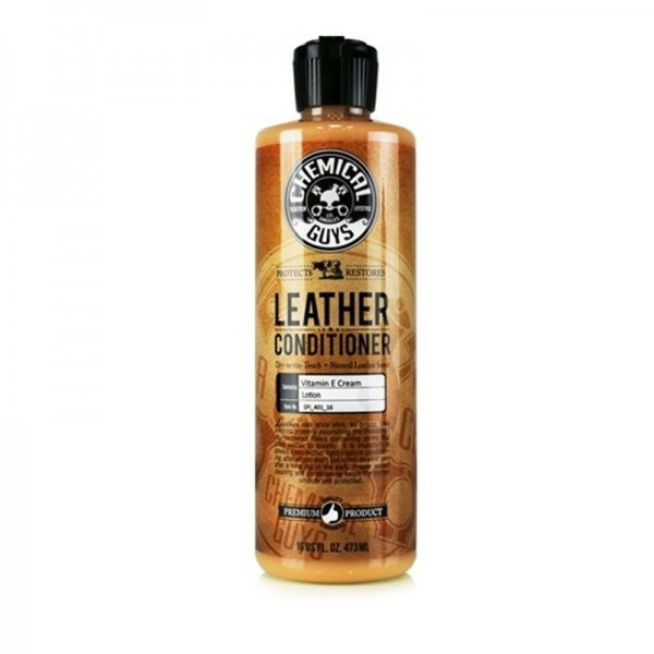 Chemical Guys Leather Conditioner | Lederpflege 473ml
