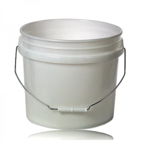 Grit Guard Wascheimer 13 Liter Weiß