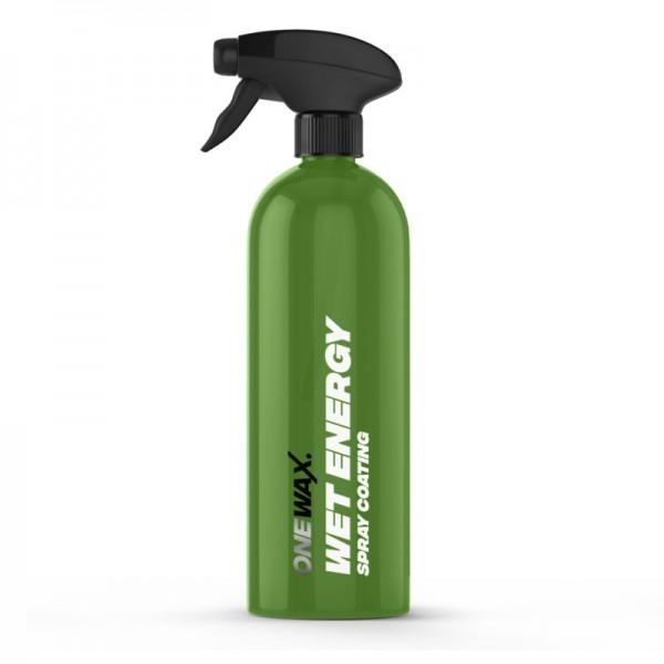 OneWax Wet Energy Spray Coating 750ml