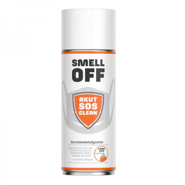 Akut SOS Clean Smell Off Long Life - Geruchsneutralisator 300ml
