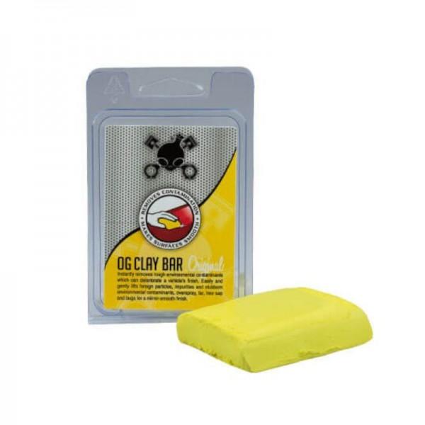 Chemical Guys Reinigungsknete Gelb - Leicht Medium